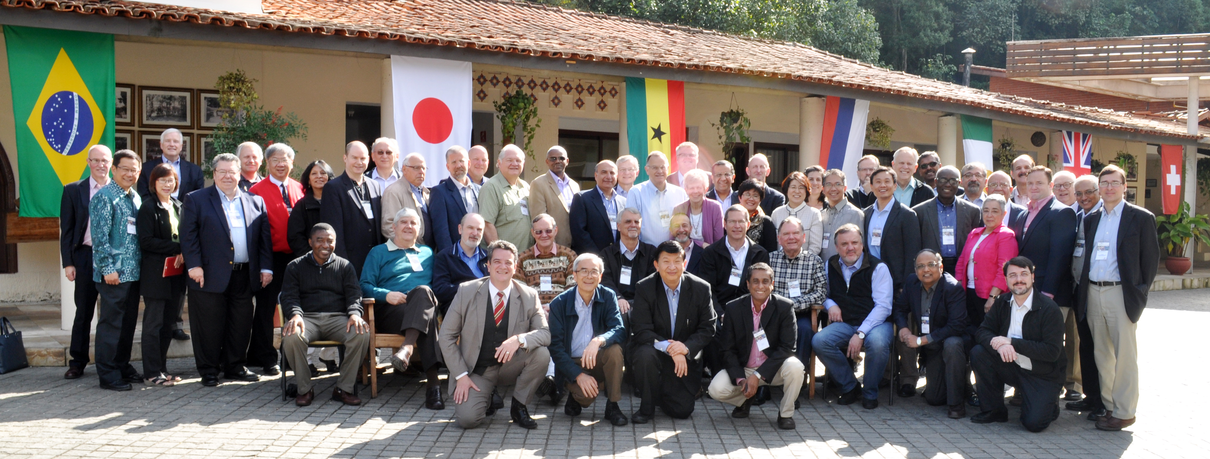 WRF/LAUSANNE GLOBAL THEOLOGICAL EDUCATION CONSULTATION, JUNE 2 - 6, 2014
