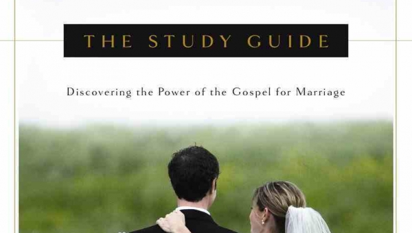 "When Sinners Say ""I Do"" - Discovering the Power of the Gospel For Marriage (by WRF member Dave Harvey)"