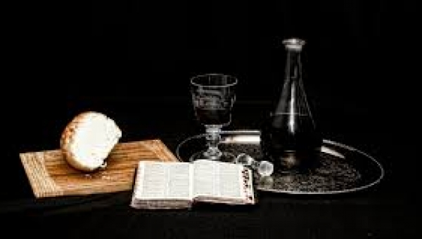 Virtual Communion and the Real Presence