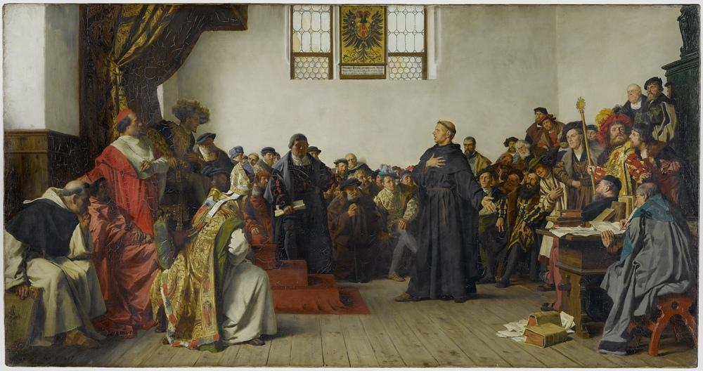 "WRF Members Continue the Debate: ""Is the Reformation Over?"""