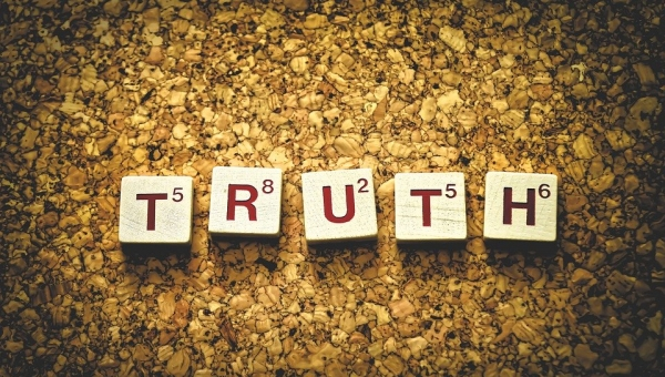"Clair Davis Asks ""What Does the Truth MEAN?"""