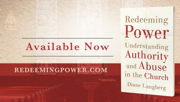 Sam Logan reviews Dr. Diane Langberg's latest book: REDEEMING POWER